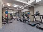 124 W Polk St_Unit 605 building workout room