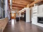 1259 N Wood St Unit 204 kitchen_fireplace