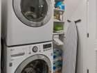 1341 W George St Unit 1 Chicago washer dryer