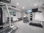 55 Aspen Ln basement gym