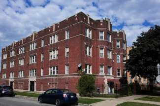 8056 S Paulina St. – Residential Apartment Building