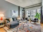 845 N Kingsbury Living Room