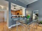 845 N Kingsbury Dining room / kitchen