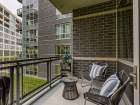 845 N Kingsbury balcony