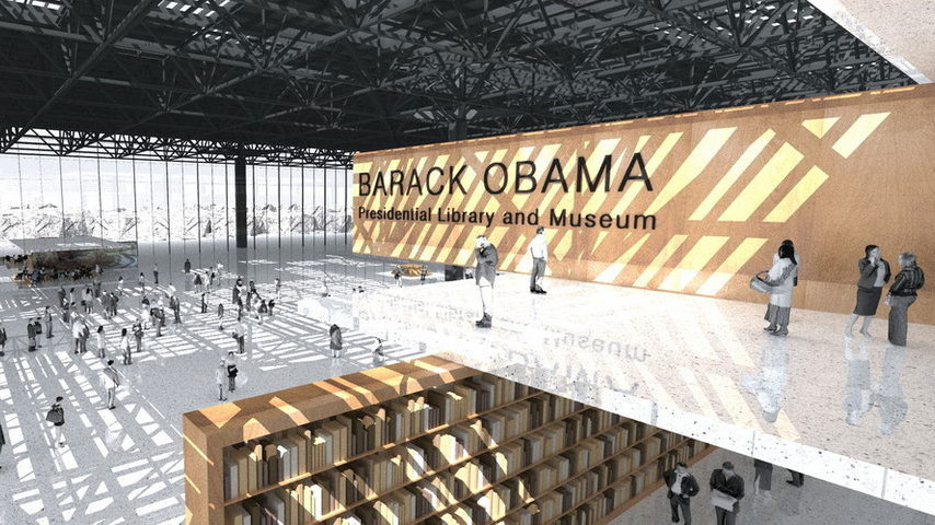 The Obama Library Set To Spur Change In The South Side