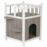 Pet Home with Balcony