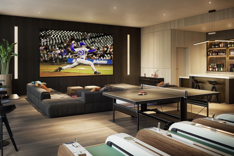 NEMA Chicago Sports lounge