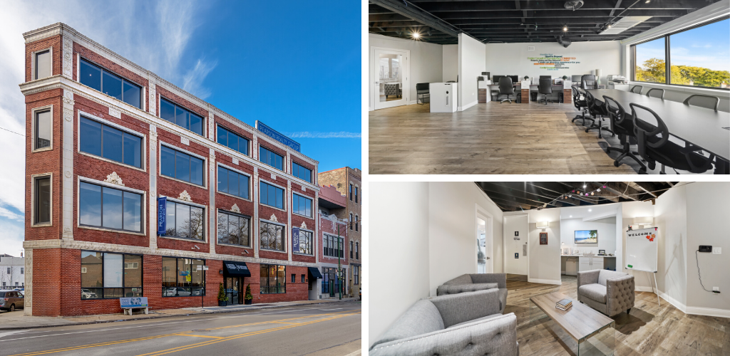 Retail Listing: 1000 N Milwaukee Suites